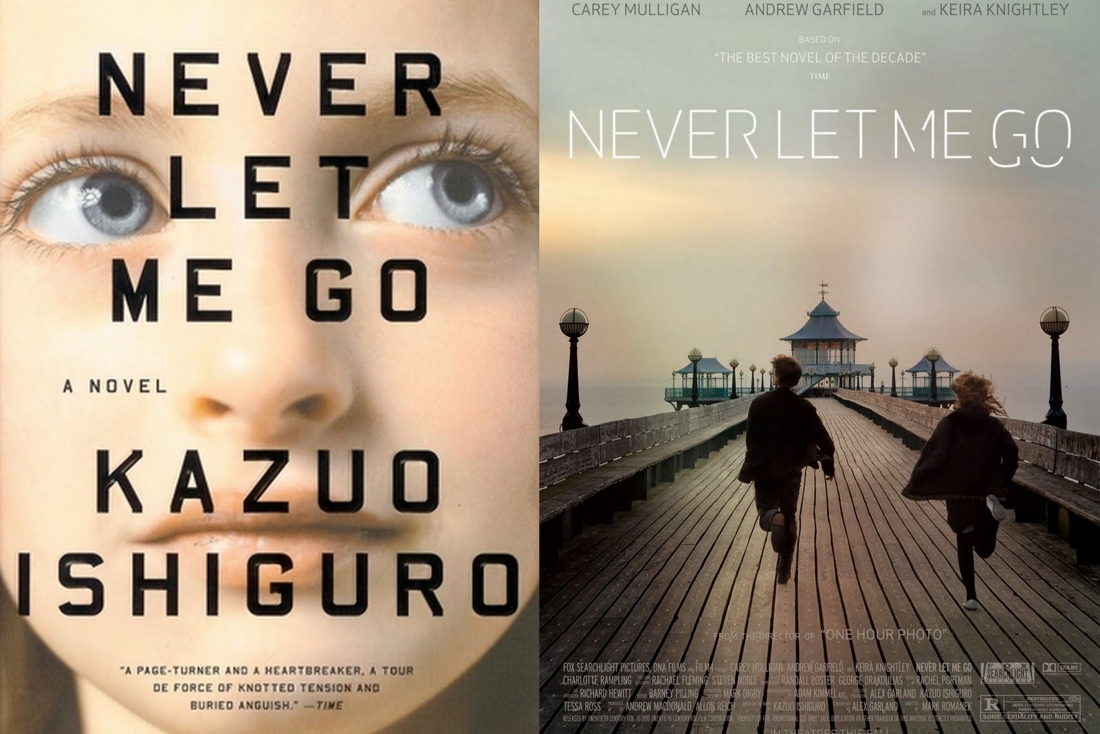 psychological critique of never let me Ishiguro's novel never let me go, which gradually reveals a coun- terfactual  to  be human emerges through a critique of romantic-inspired as- sumptions   modern psychological accounts afford empathy a significant place.