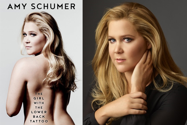 The girl with the lower back tattoo by amy schumer jess for Amy schumer tattoo