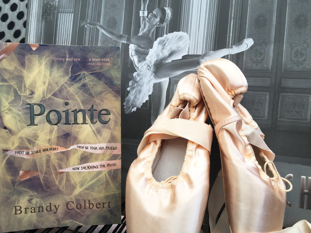 Pointe By Brandy Colbert Jess Just Reads