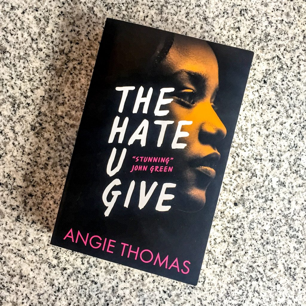 the hate you give novel